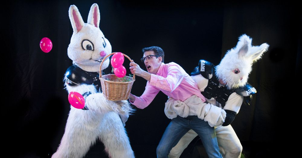 A Rabid Easter Romp at Full Bunny Contact NYC