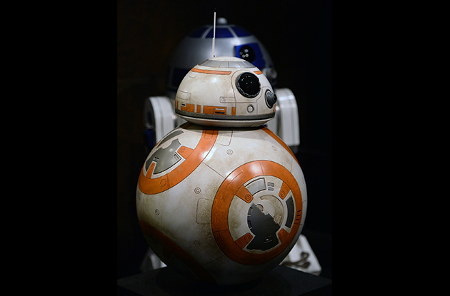 Celebrate Star Wars Day at Discovery Times Square