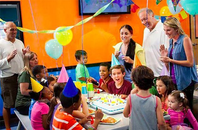 Sky Zone Bethel Launches Birthday Party Giveaway