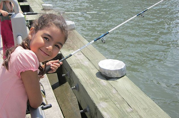 Outdoor Activities for Kids in New York City in August