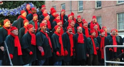 Celebrate the Holidays this weekend at South Street Seaport!