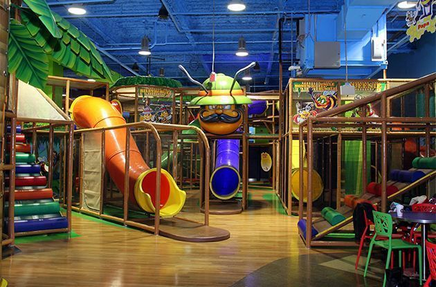 Indoor Play Space Opens in the Bronx