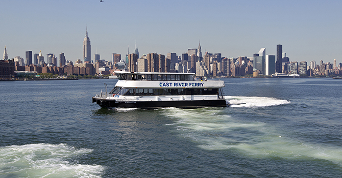 Ultimate Guide to Riding the East River Ferry