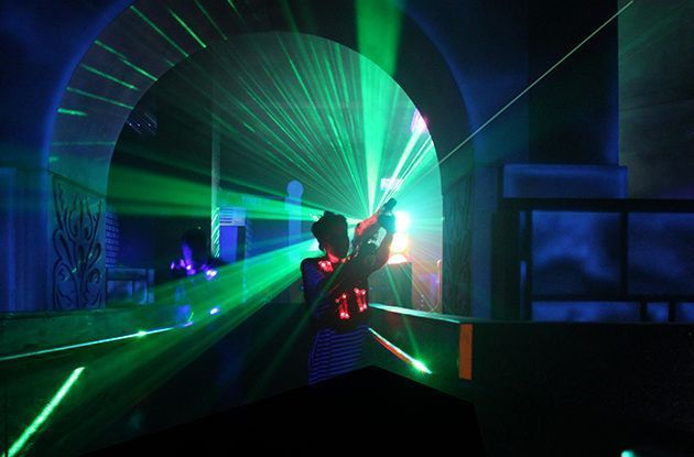 Awesome Places to Play Laser Tag in the Tri-State Area