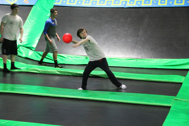 Bounce! Trampoline Sports Opening Danbury Location This Month