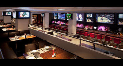 The Stadium Grill at Bowlmor Lanes - A Tasty Experience in Times Square