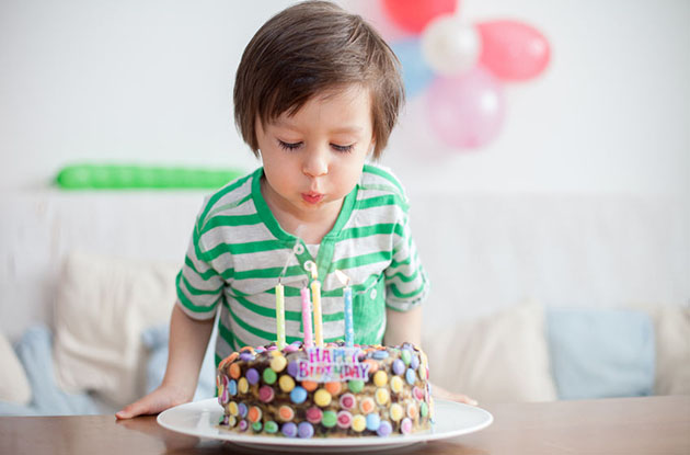 How Do I Make My Child's Birthday Special When It's Near a Holiday?