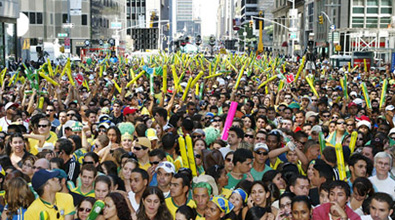 Brazilian Day Extravaganza to Cover 25 Midtown Blocks September 1