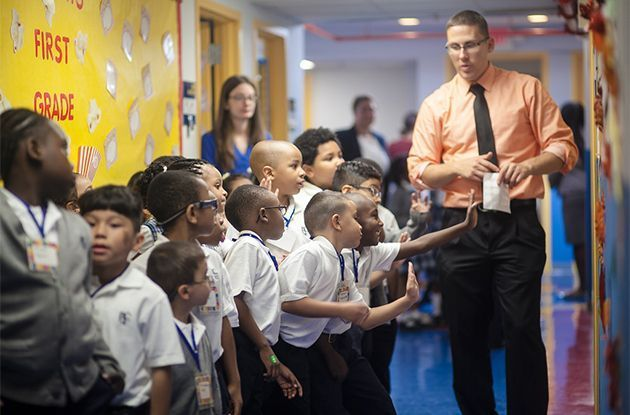 Charter School for Excellence to Open in Stamford