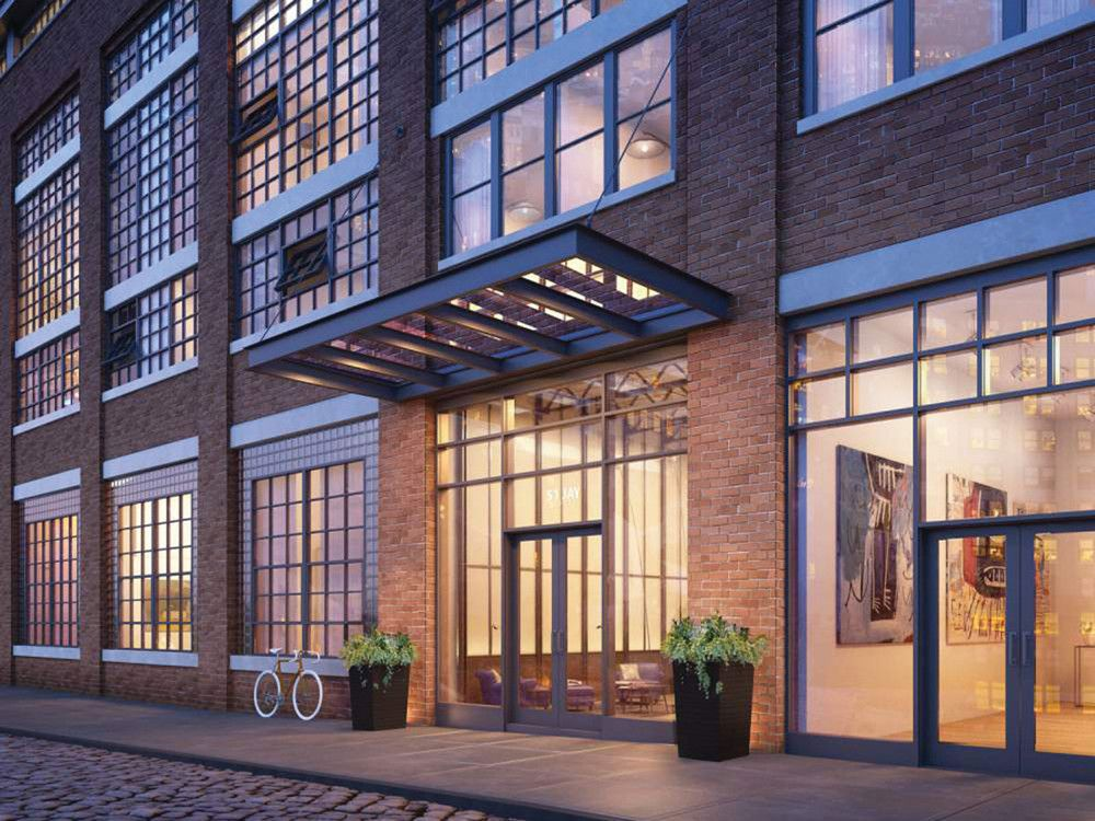 51 Jay Street takes cues from history to create modern luxury.