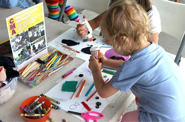 Arts and Crafts Activities for Kids in New York City in February