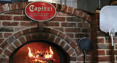 Capizzi Pizzeria & Wine Bar - A Slice of Old Italy in the Theater District