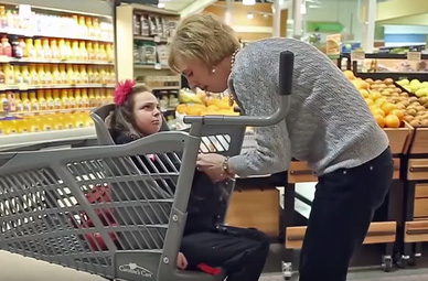 Shopping Cart for Special Needs Families Coming to Target