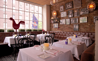 Paris on Lex: Casimir & Co. Opens a Real-Real, Nabe Bistro