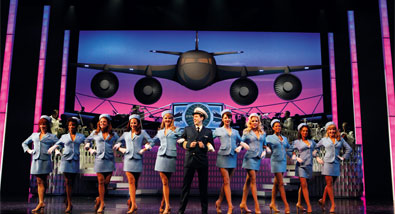 Catch Me If You Can - Broadway's Bigger-Than-Life True Story
