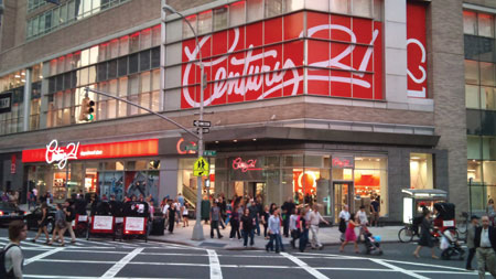 Shop NYC – New York's Retail Wonderlands