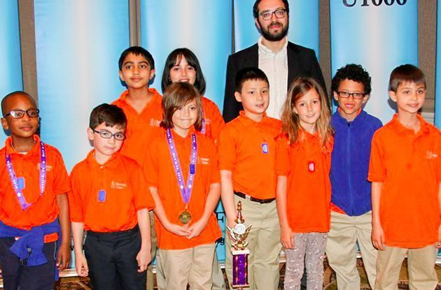 Three Local Schools Earn Top 10 Finishes at National Chess Competition