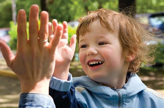 Why You Should Stop Telling Your Child 'Good Job!'