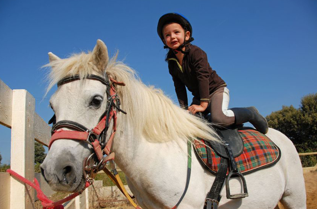 Horseback Riding Lessons for Kids in the New York Area