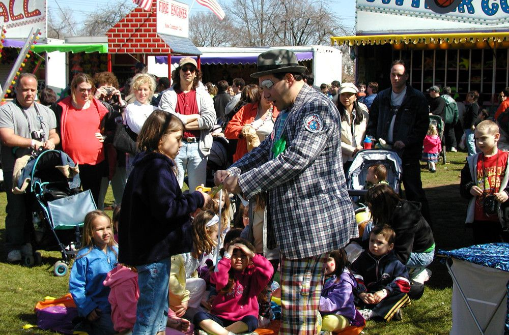 April Street Fairs, Carnivals, and Festivals in Nassau County