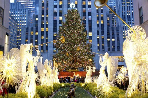 Christmas Activities for Kids in the NYC Area