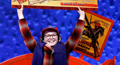 The Ultimate Family Holiday Tradition Comes to Broadway: A Christmas Story, The Musical
