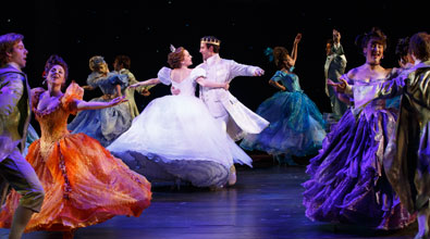 Laura Osnes Casts a Magic Spell in Broadway's Rodgers & Hammerstein's Cinderella