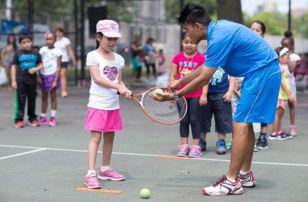 Free Summer Sports Programs for NYC Kids Offered by City Parks Foundation
