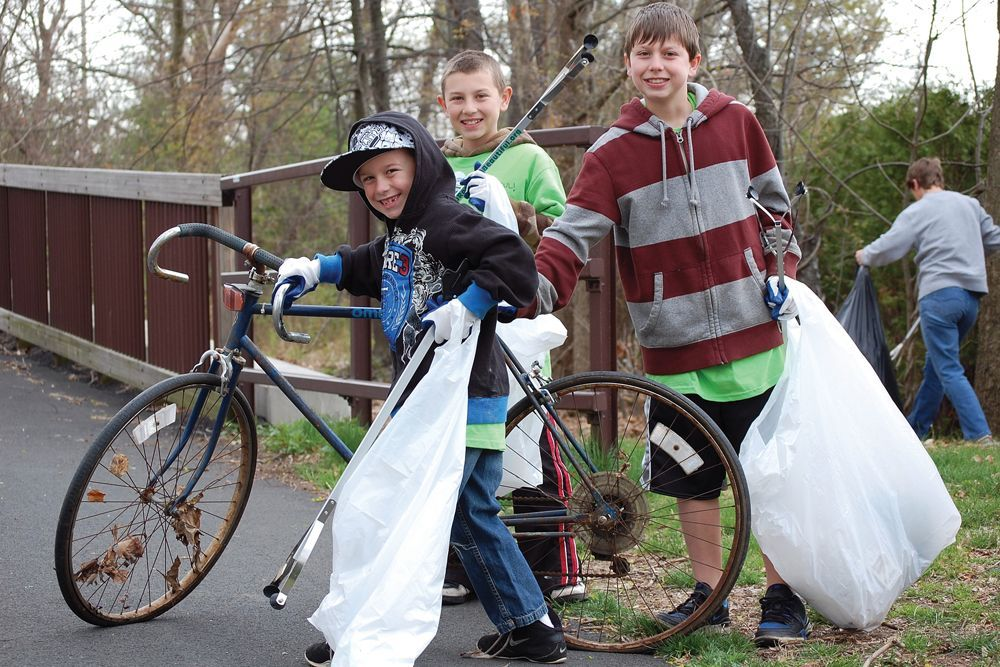 Community Cleanup in Rockland County