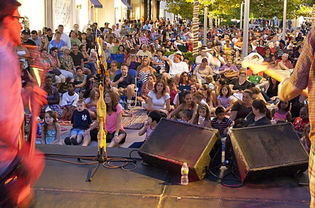 Free Summer Outdoor Concerts in Westchester, Rockland, and Fairfield Counties