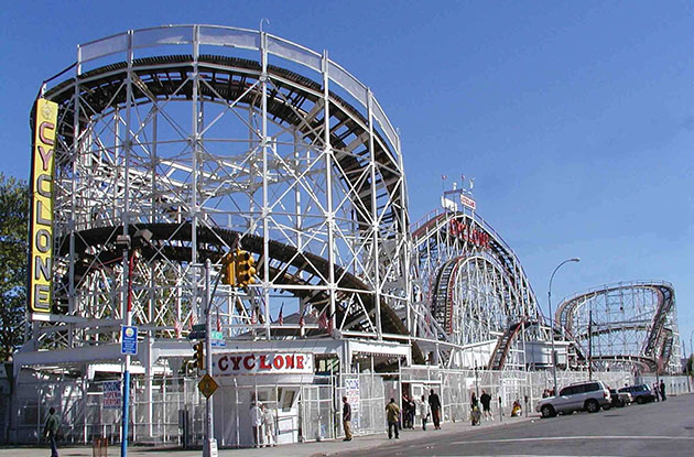 Day Trips: Connect at Coney Island in Brooklyn