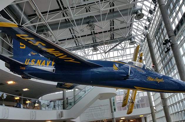 Best-Kept Secrets of the Cradle of Aviation Museum