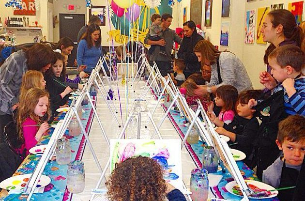 Crafts and Drafts Offers Kids' Birthday Parties