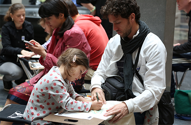 Arts and Crafts Activities for Kids in Manhattan in June
