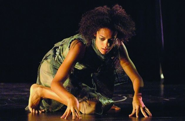 Dance Performances for Kids in NYC in October