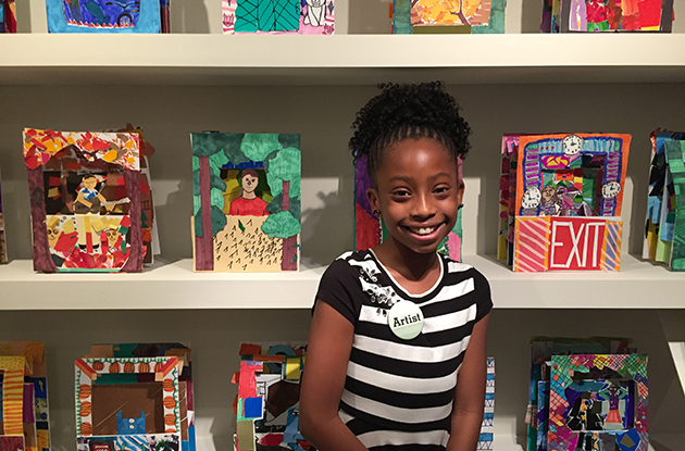Student Artwork Exhibit Is Now on Display at the Guggenheim Museum