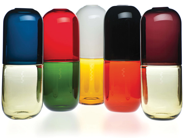 Happy Pills Vases