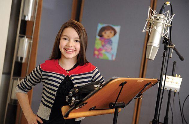 Fatima Ptacek, Voice of Dora the Explorer and Queens Native, Wins a 2015 NAACP Image Award