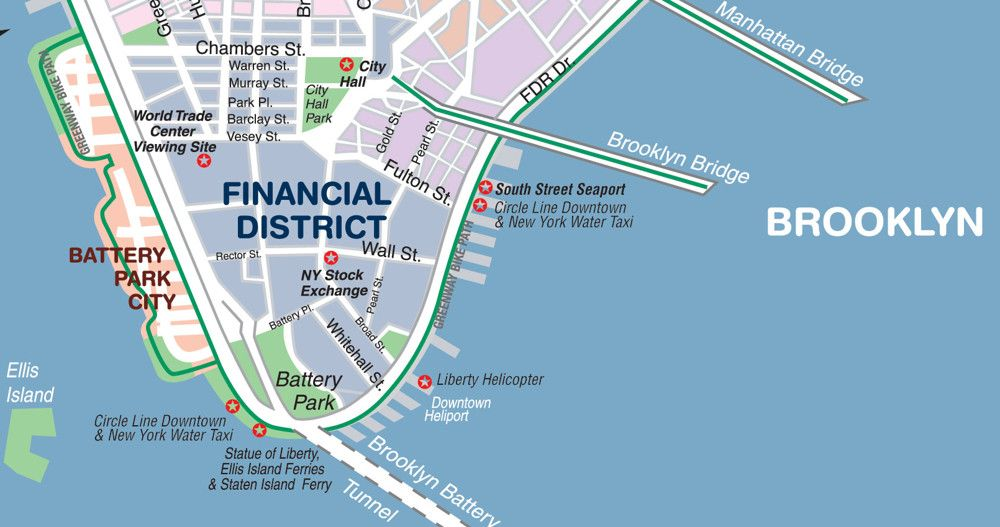 photo regarding Printable Map of Lower Manhattan Streets titled Fresh new York Town Maps and Community Direct