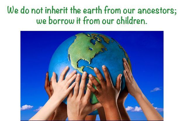 Quotables April 17-23: Every Day is Earth Day