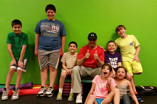 Youth Fitness Studio Offers Program for Those with ASD