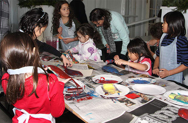 Arts and Crafts Activities for Kids in Nassau in April