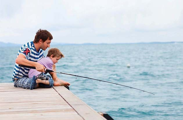 A Family's Guide to Fishing in the NYC Area