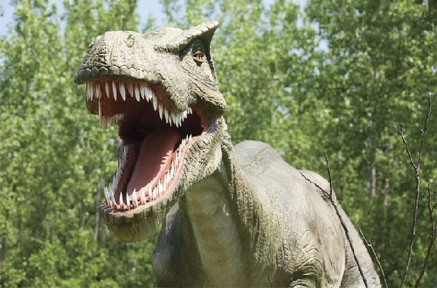 Field Station: Dinosaurs Lowers Ticket Prices for Last Season in Secaucus