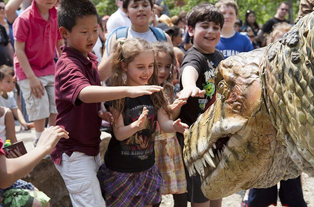 Field Station: Dinosaurs Presents Action-Packed Final Season in New Jersey