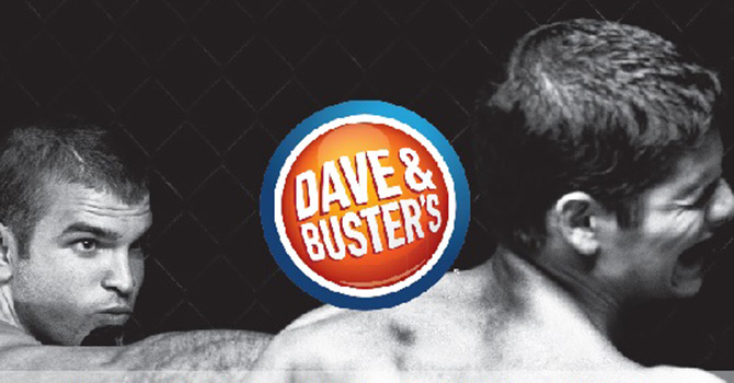 Watch Mayweather Vs. Pacquiao at Dave & Buster's