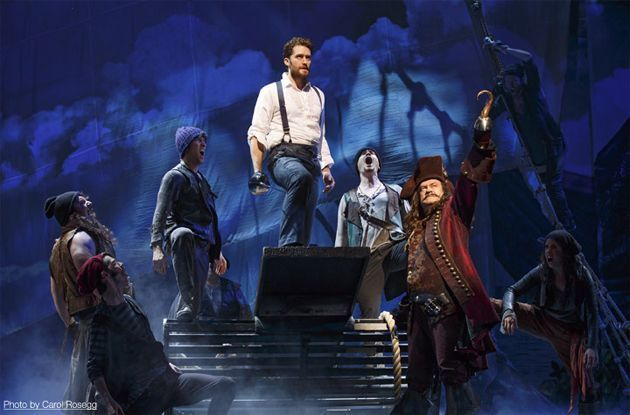 The New York Palace Partners with Broadway Musical Finding Neverland to Offer Package Deal