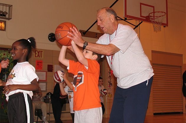 First Shot Launches Evening Summer Basketball Program