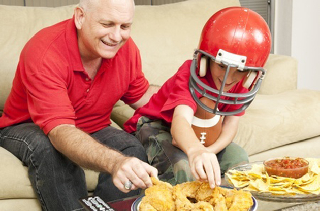 Three Amped Up Super Bowl Snacks