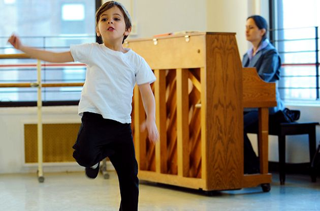 Not Your Sister's Ballet Class